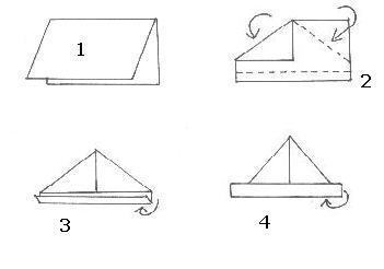 papieren-hoedje-vouwen